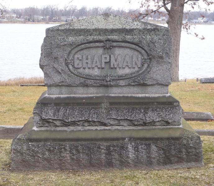 Col Charles Warner Chapman