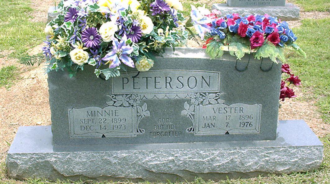 William Vester Peterson