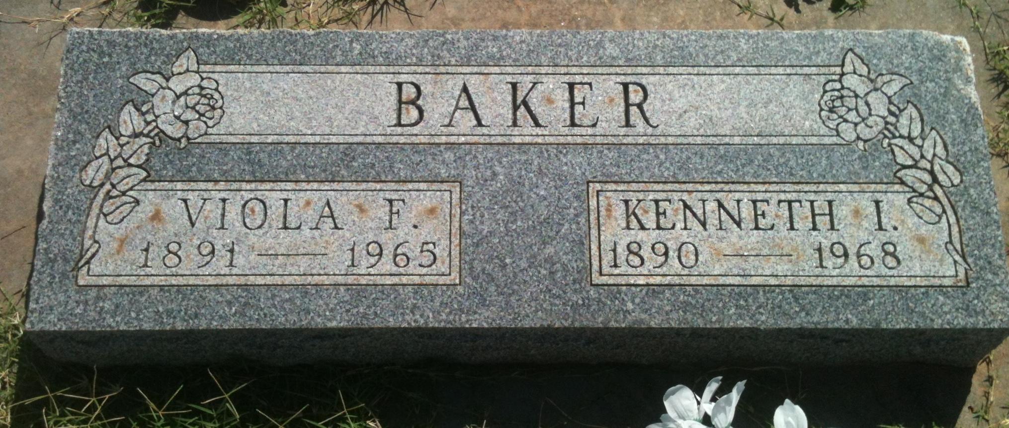 Viola F. Baker