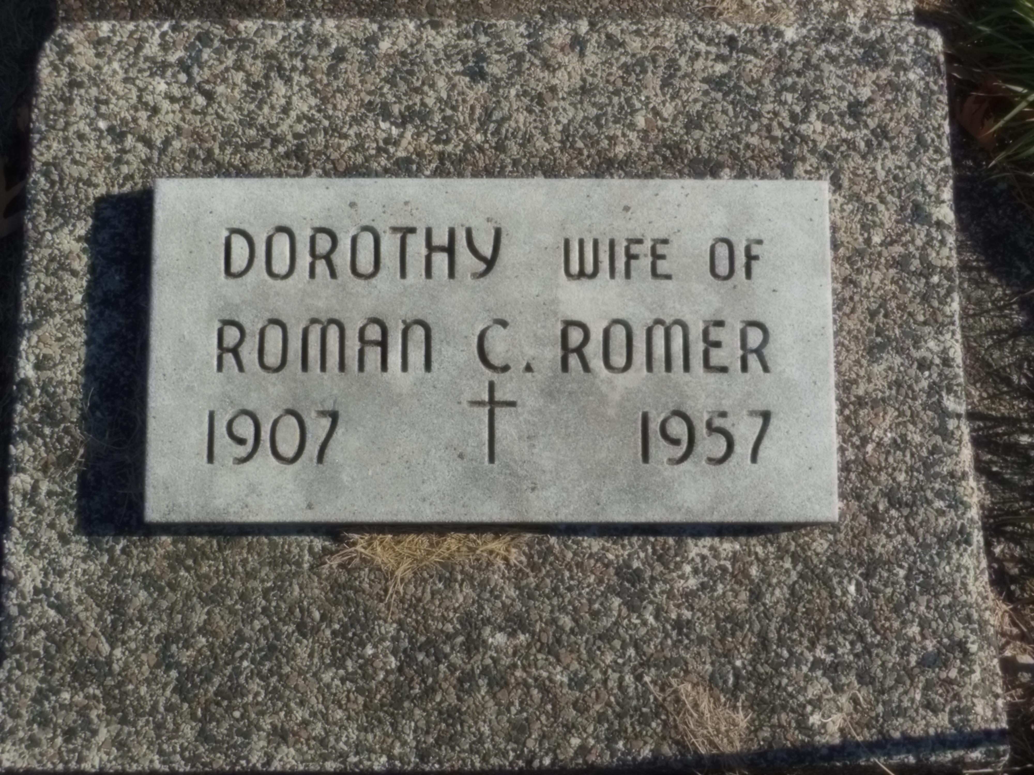 Dorothy <i>Davis</i> Romer