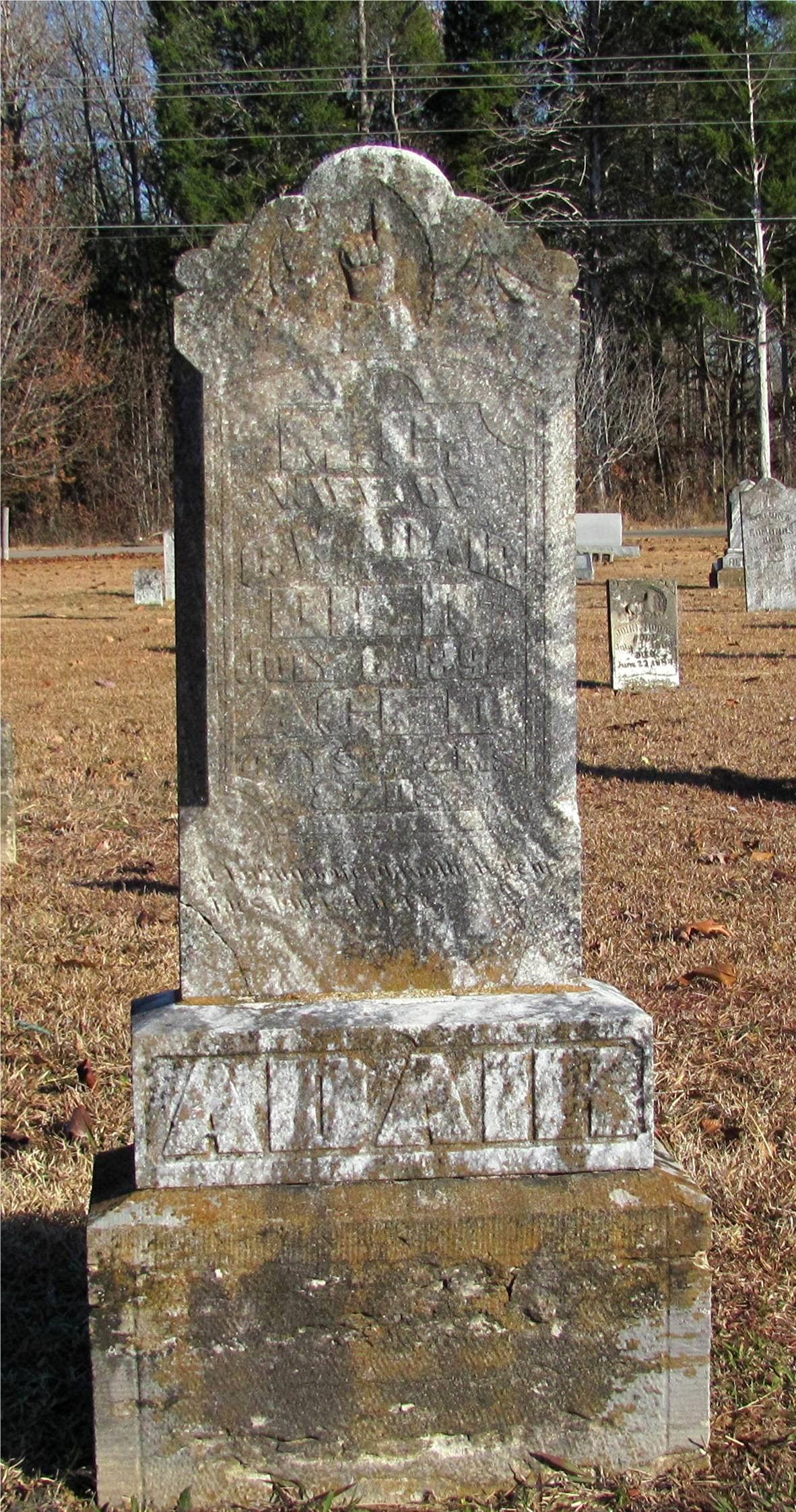 Mary Catherine <i>Shipman</i> Adair