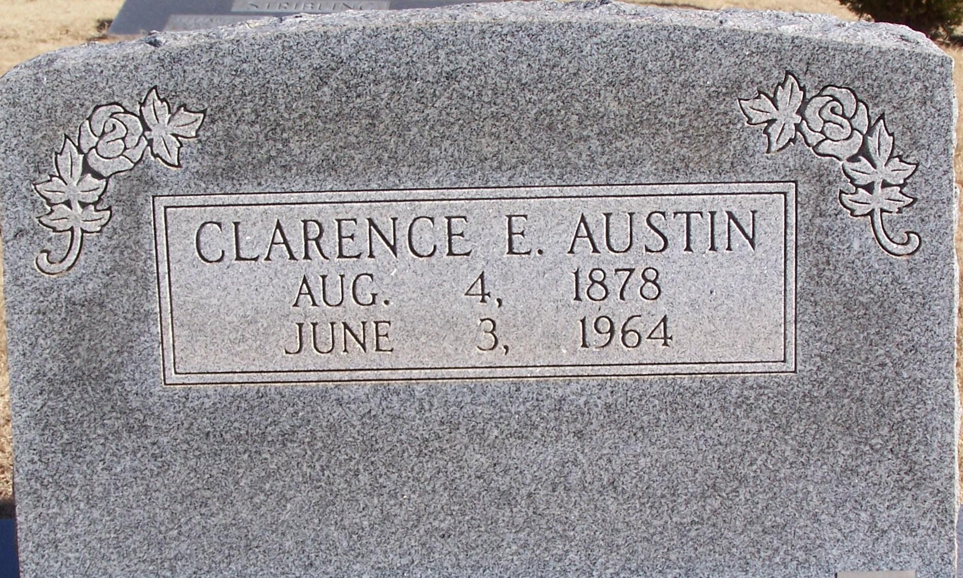 Clarence E. Austin