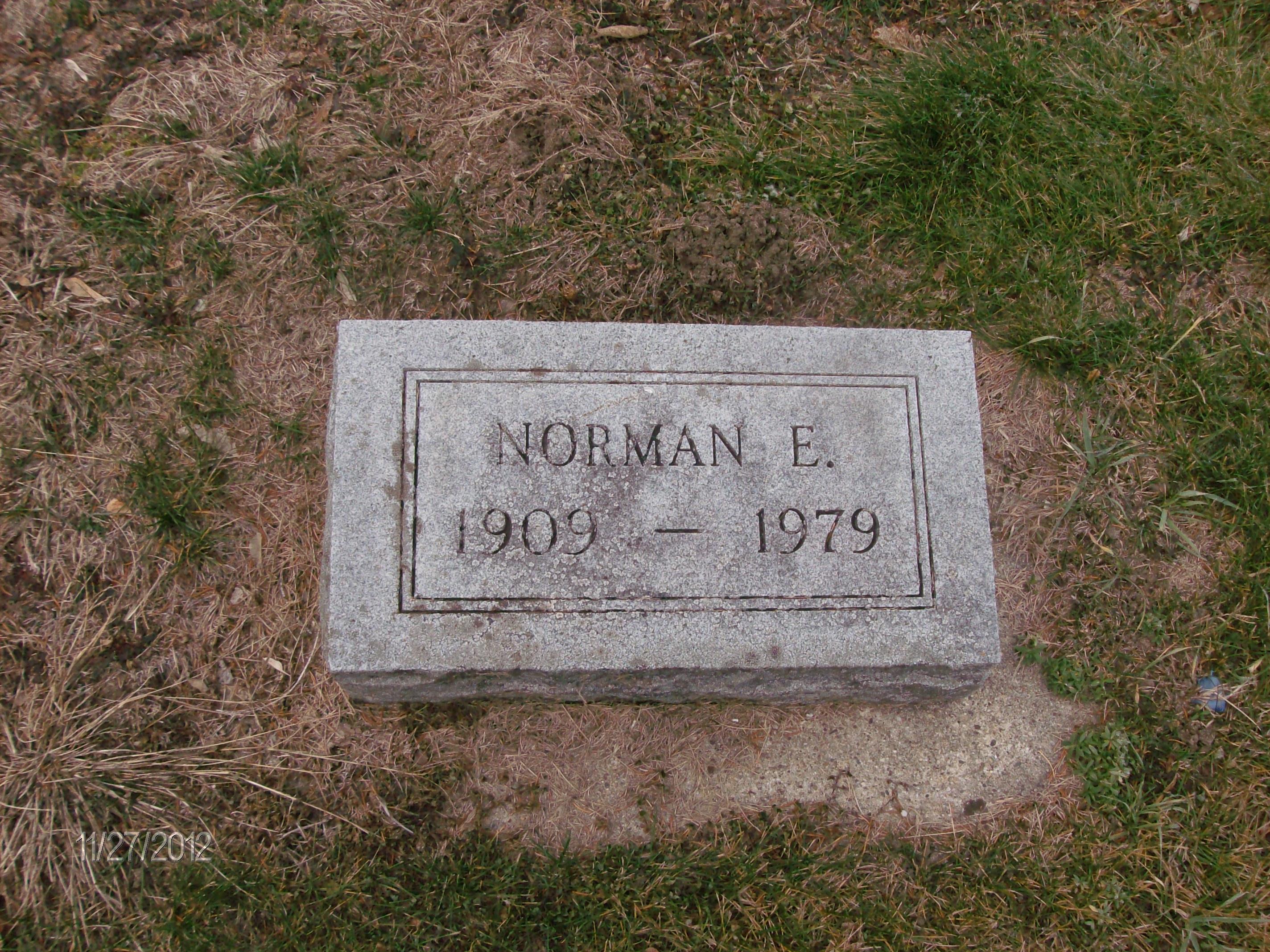 Norman E Bartelson