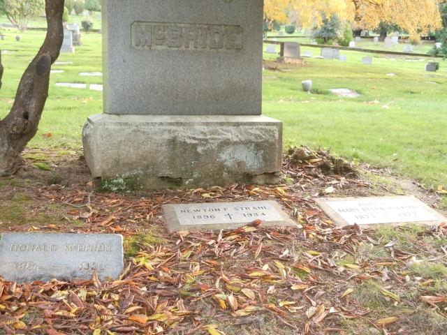 Mary Ellen <i>McBride</i> Holman