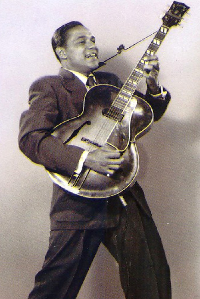 Mickey 'Guitar' Baker and His House Rockers Mickey
