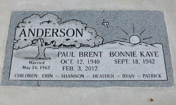 Paul Brent Anderson
