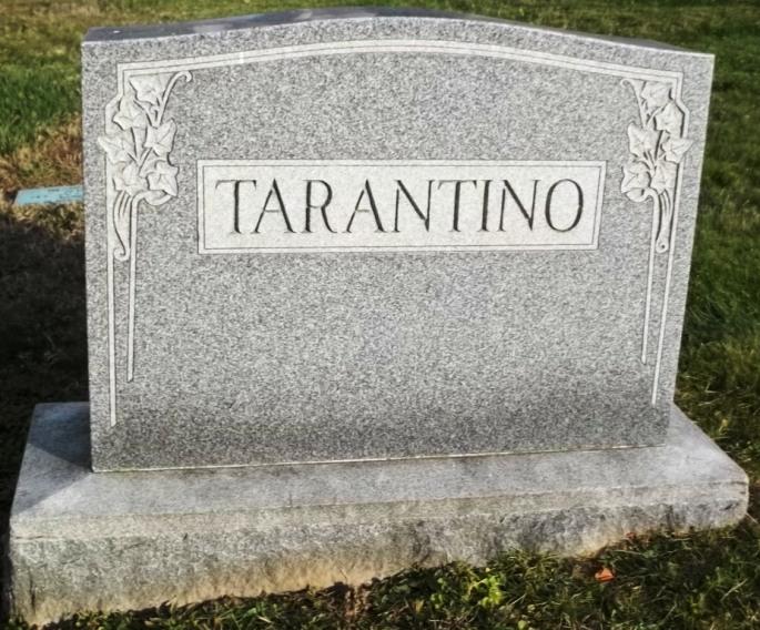 Josephine <i>Tarantino</i> Burger