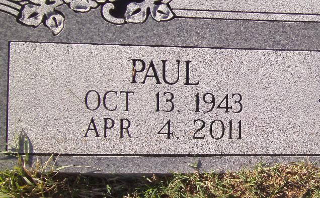 Paul Gene Berry