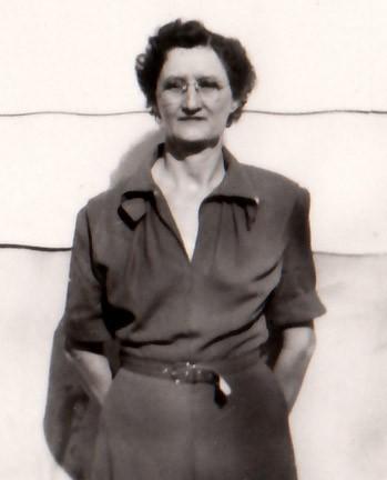 Nancy Jane Jennie <i>Vinson</i> Ault