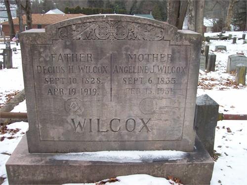 Decius Hunt Wilcox