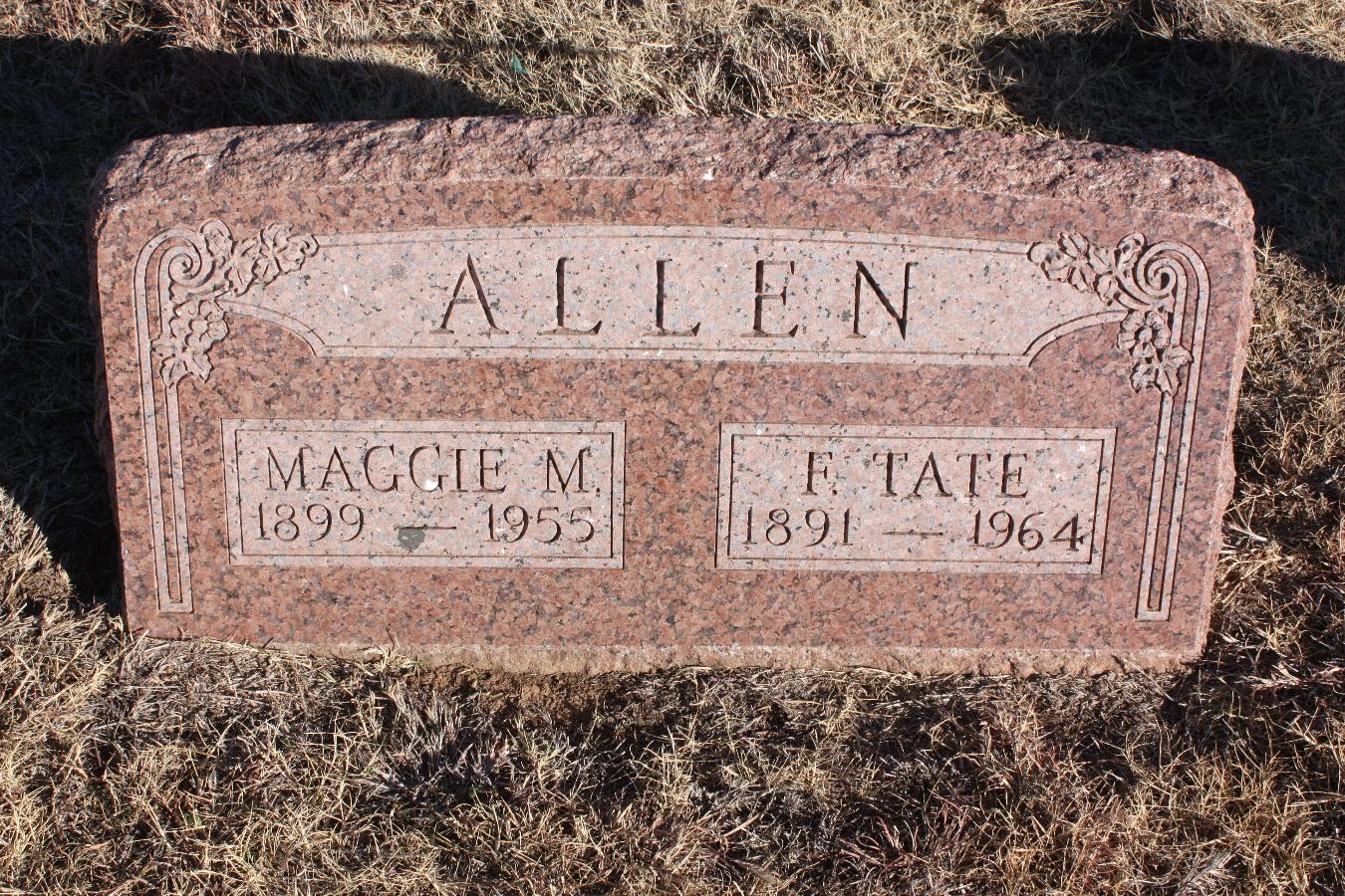 Maggie M Allen