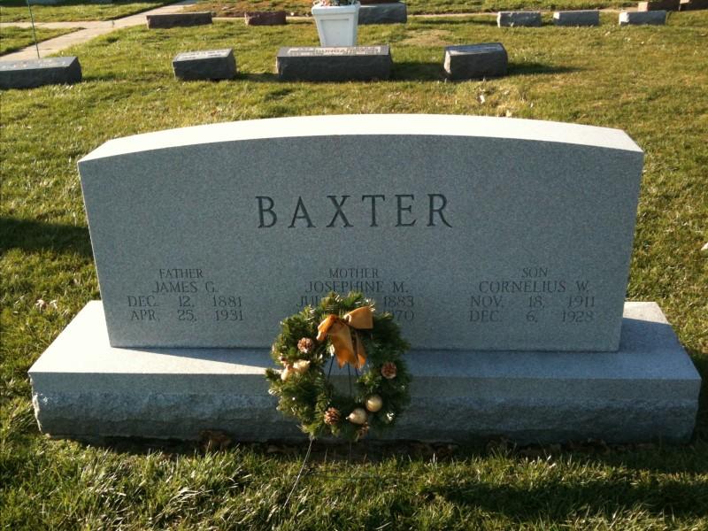 James G. Baxter