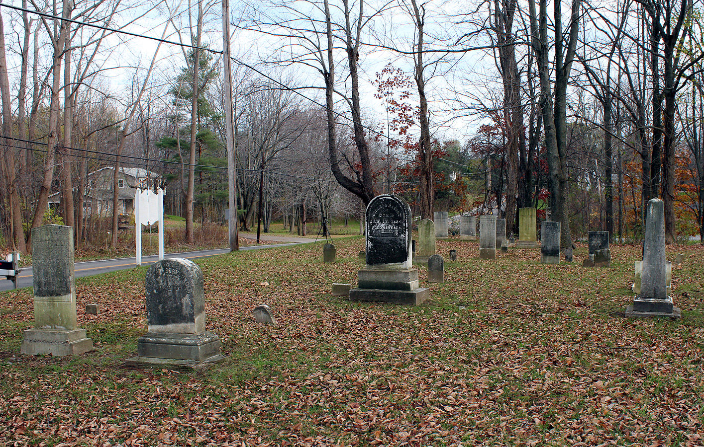 Castle Family Pioneer Cemetery
