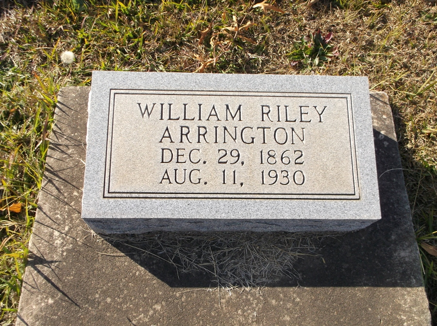William Riley Arrington