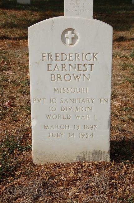 Frederick Earnest Brown