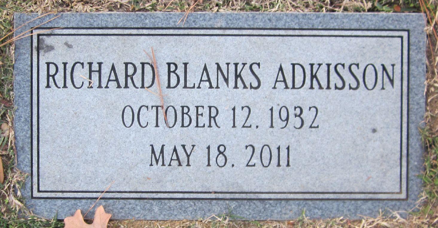 Judge Richard Blanks Adkisson