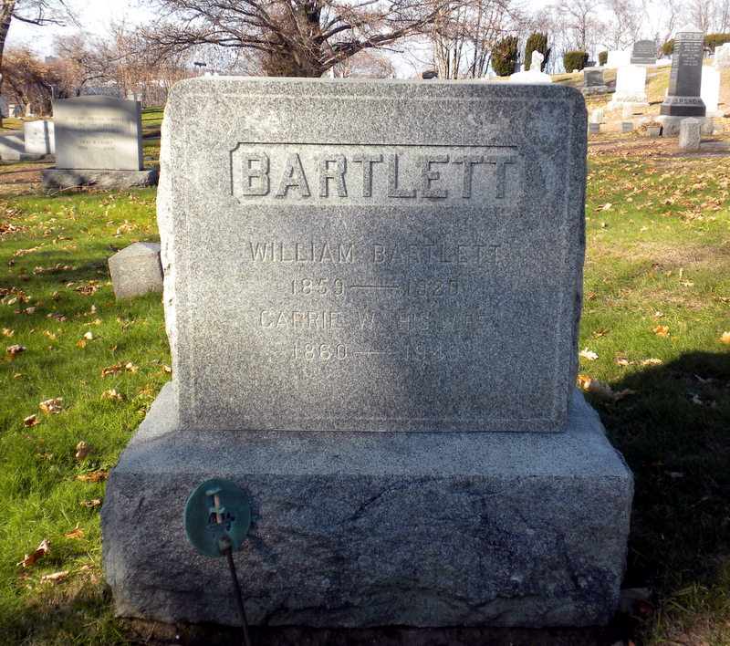 Anna <i>Bartlett</i> Adams
