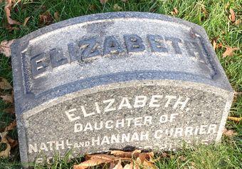 Elizabeth Currier