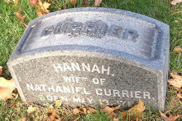 Hannah Currier