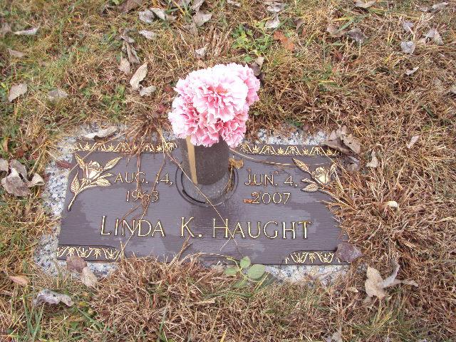 Linda K. <i>Haught</i> Sowder