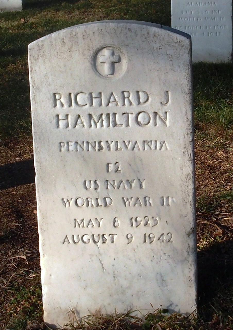 Richard J Hamilton