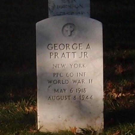 George A Pratt, Jr.