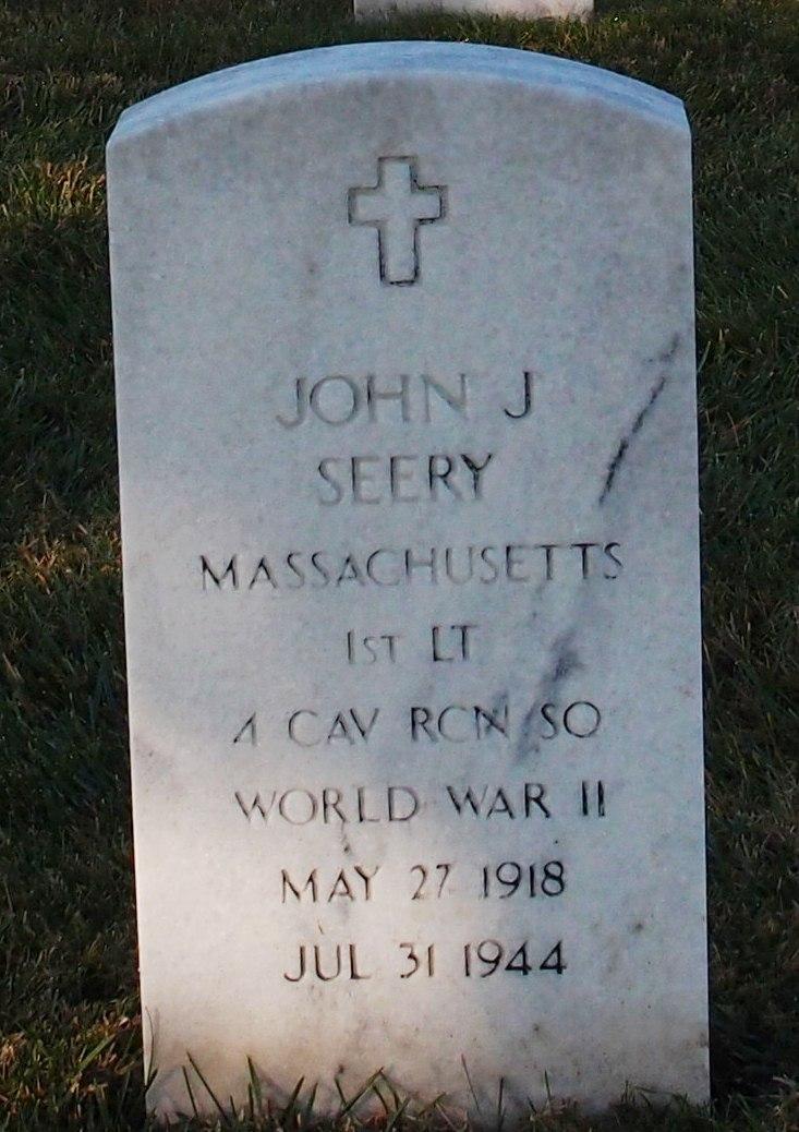 John Joseph Seery, Sr