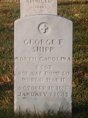 George F Shipp
