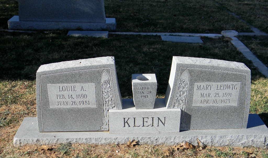 Mary <i>Ludwig</i> Klein