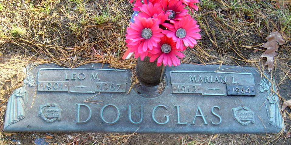 Leo M Douglas