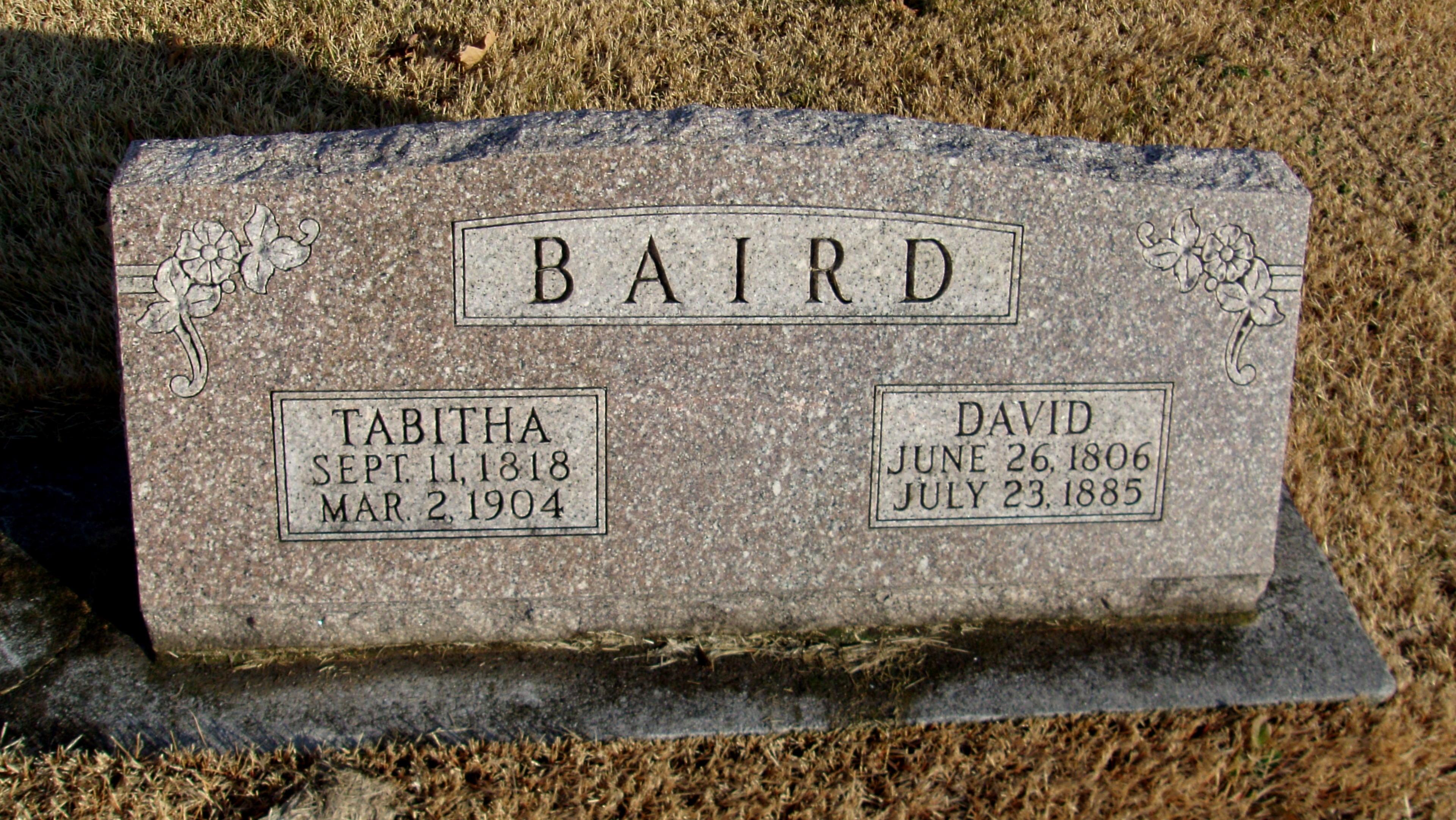 Tabitha <i>Quigley</i> Baird