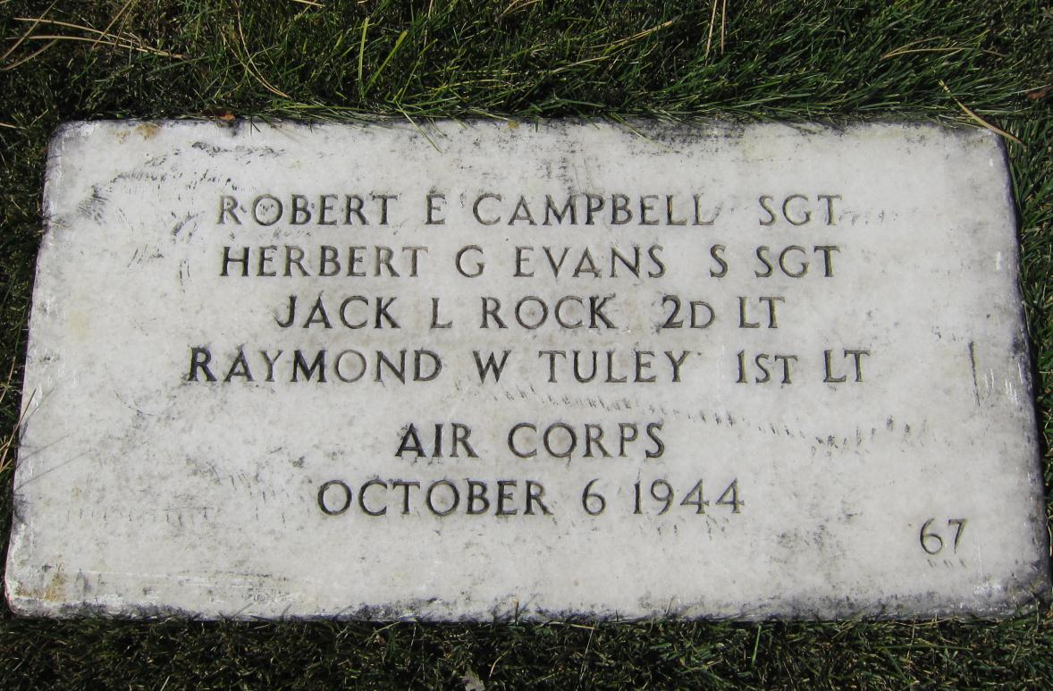 SGT Robert E Campbell
