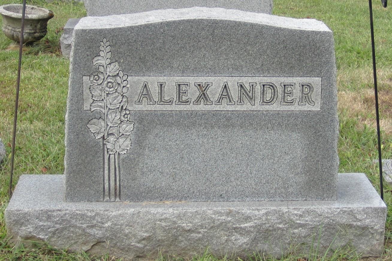 Lester H Alexander, Sr