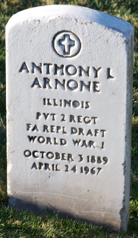 Anthony L Arnone