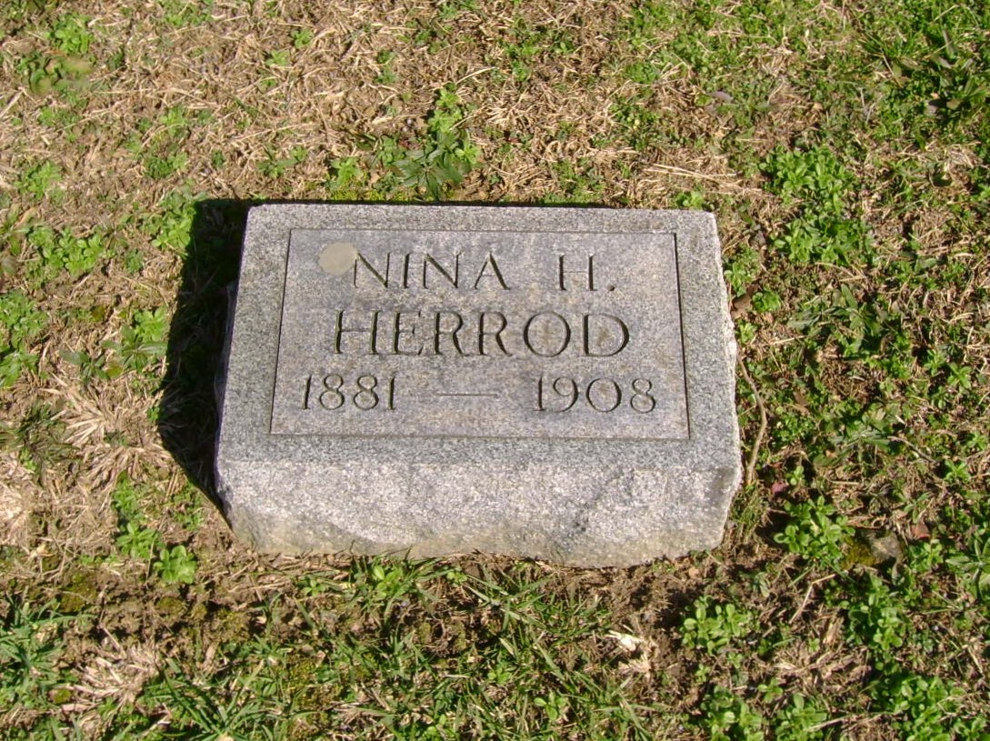 Nina H <i>Conrad</i> Herrod