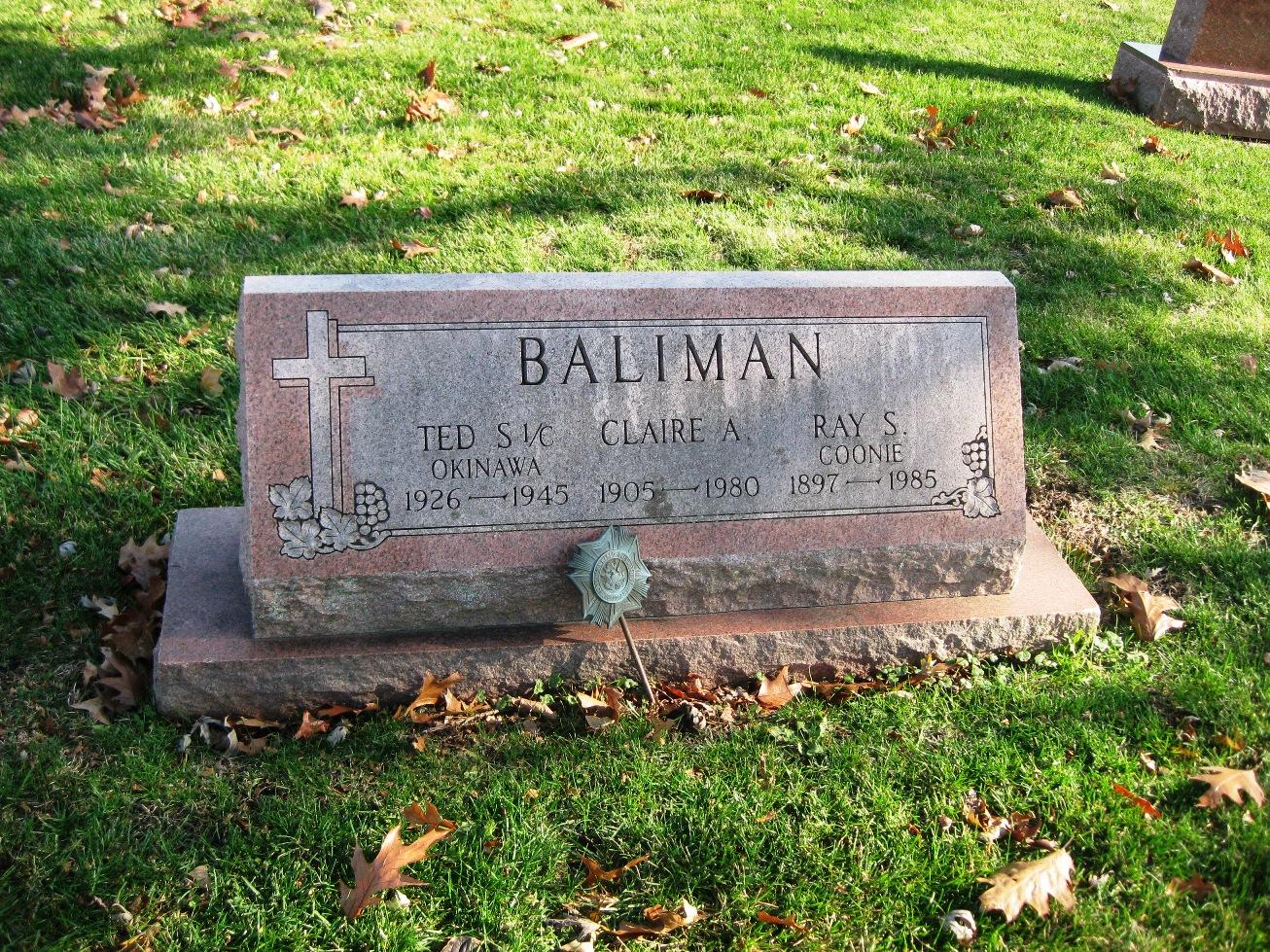 Claire A. <i>Schaffer</i> Baliman