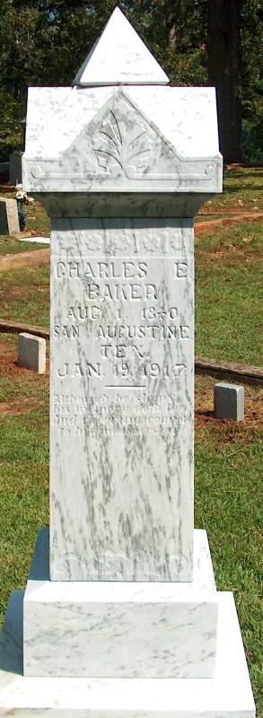 Charles Eugene Baker