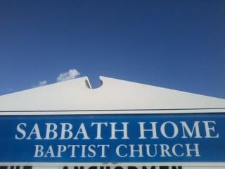 Sabbath Home Baptist Church Cemetery