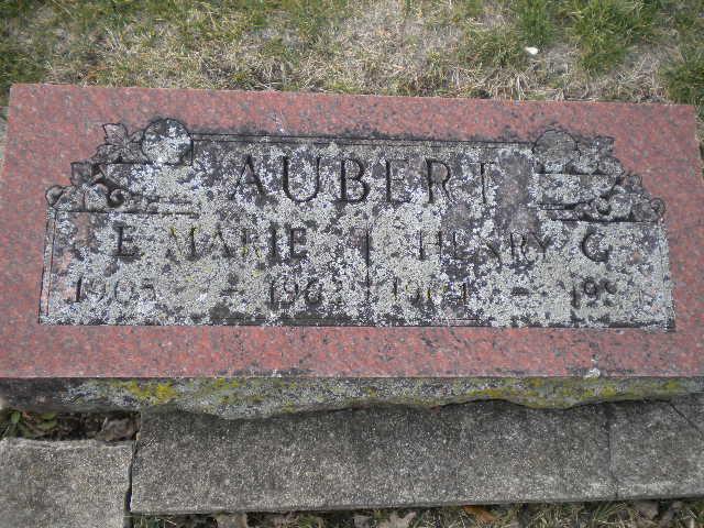 Henry C Aubert