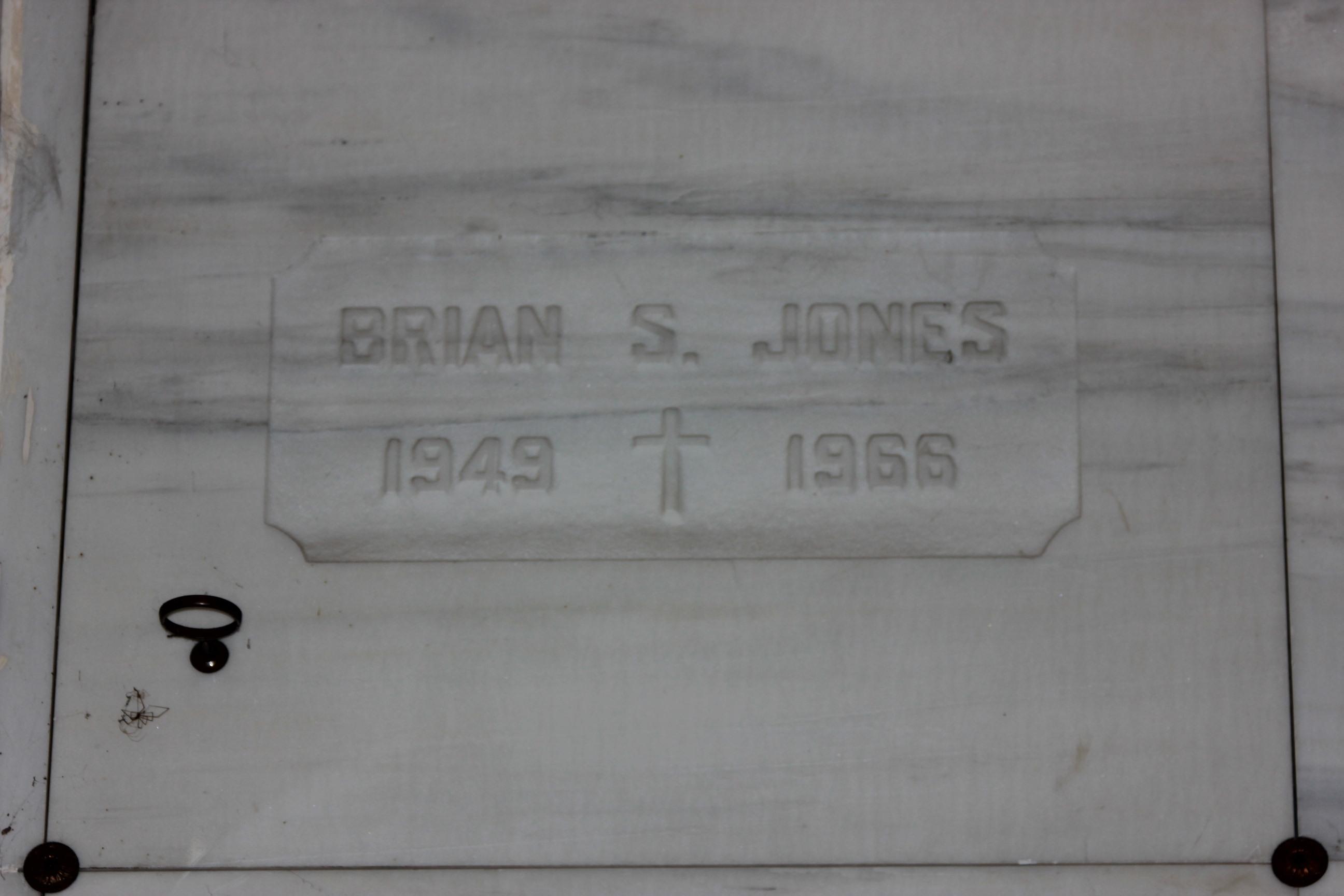 Brian Sinclair Jones