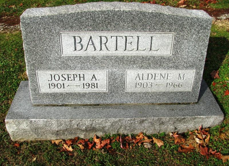 Aldene LeWanda <i>Miller</i> Bartell