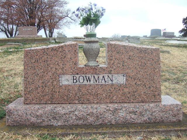 Claude Oliver Bowman