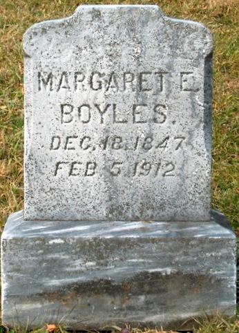 Margaret E. Boyles