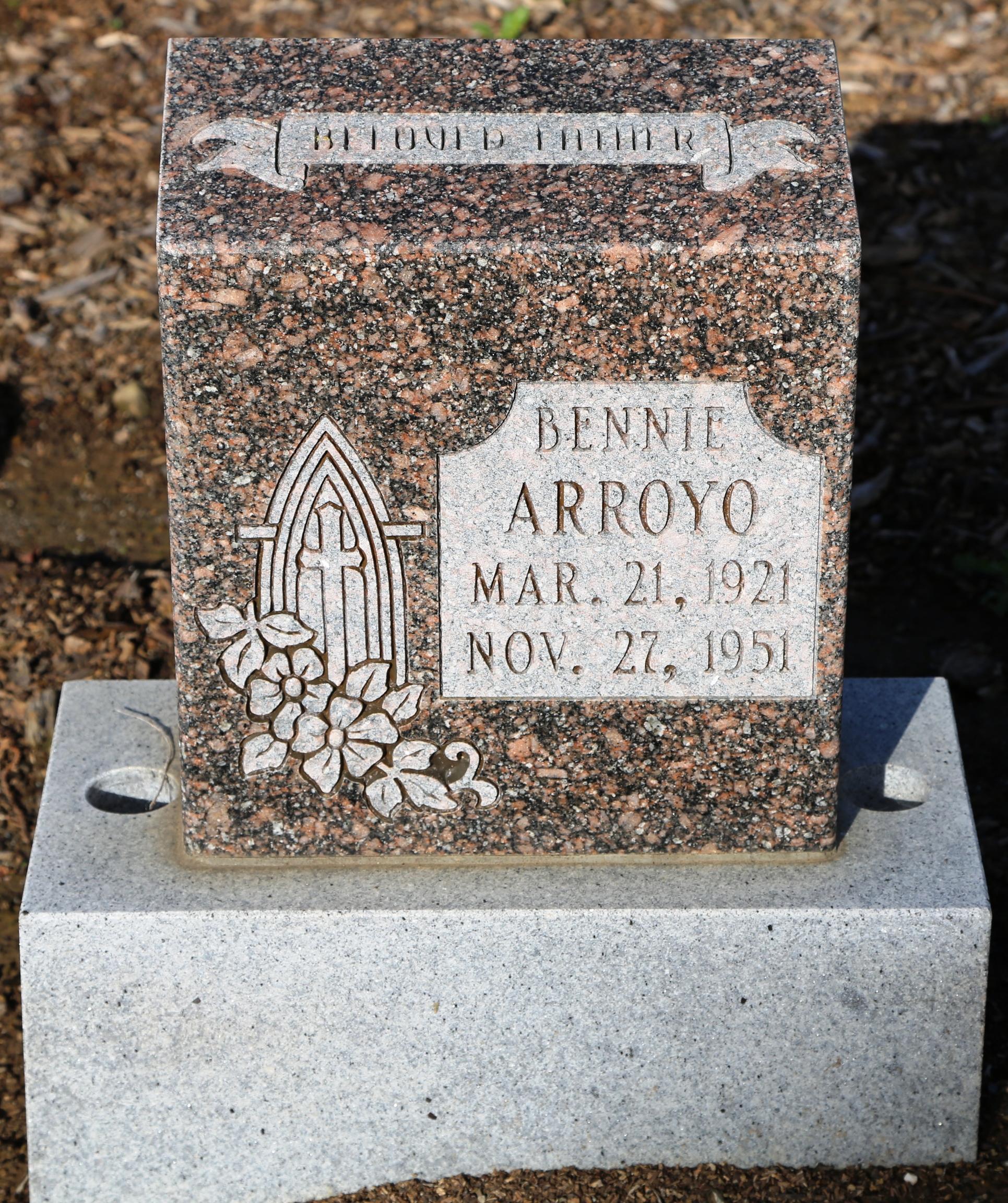 Bennie Arroyo