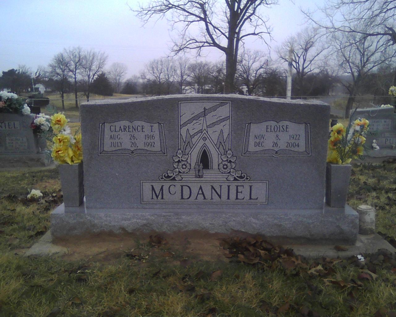 Clarence Thomas McDaniel