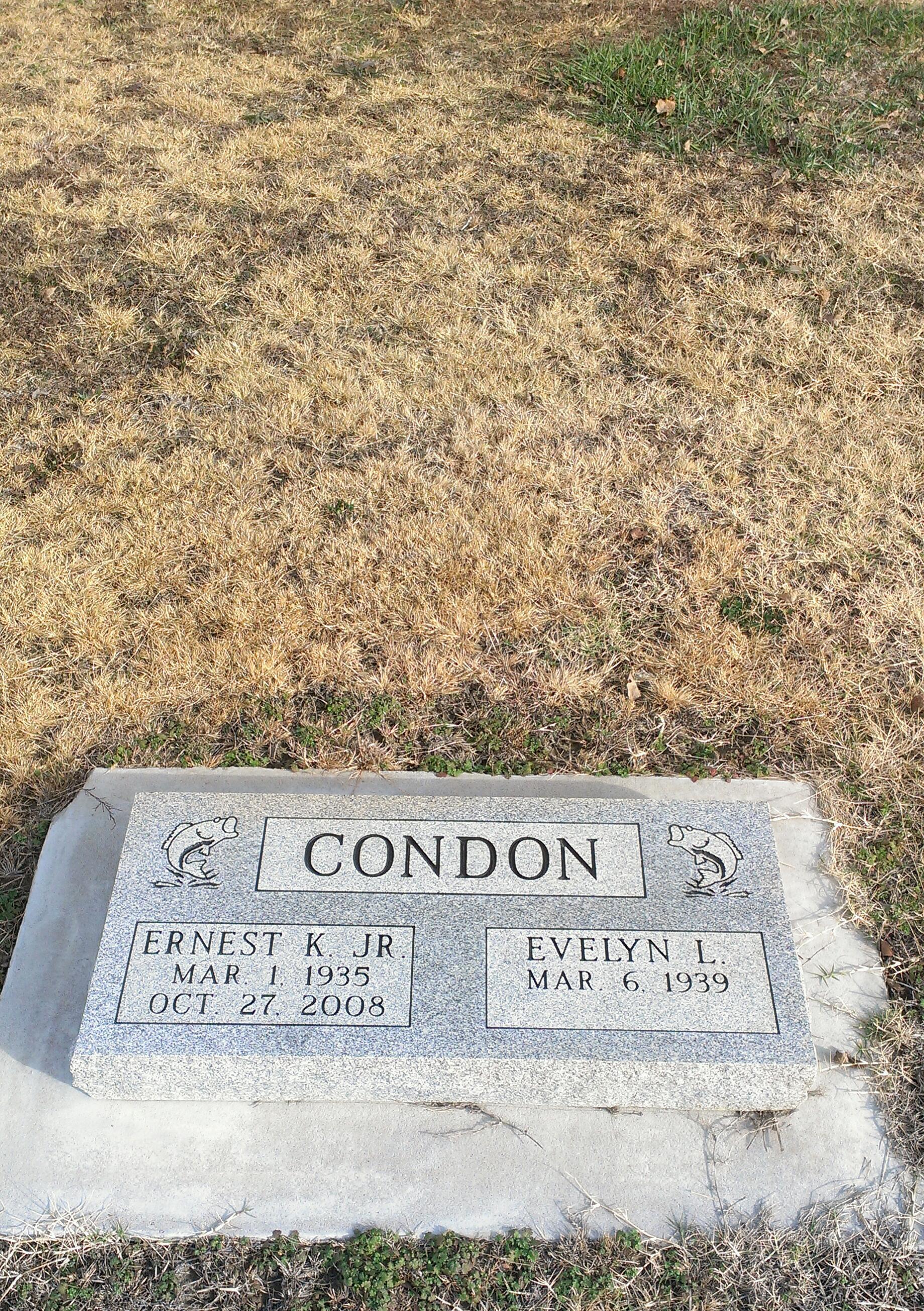 Ernest Kenneth Ernie Condon, Jr