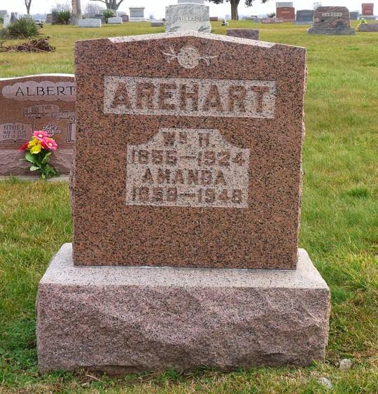 William H. Arehart
