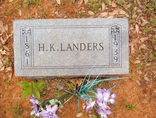 H K Landers
