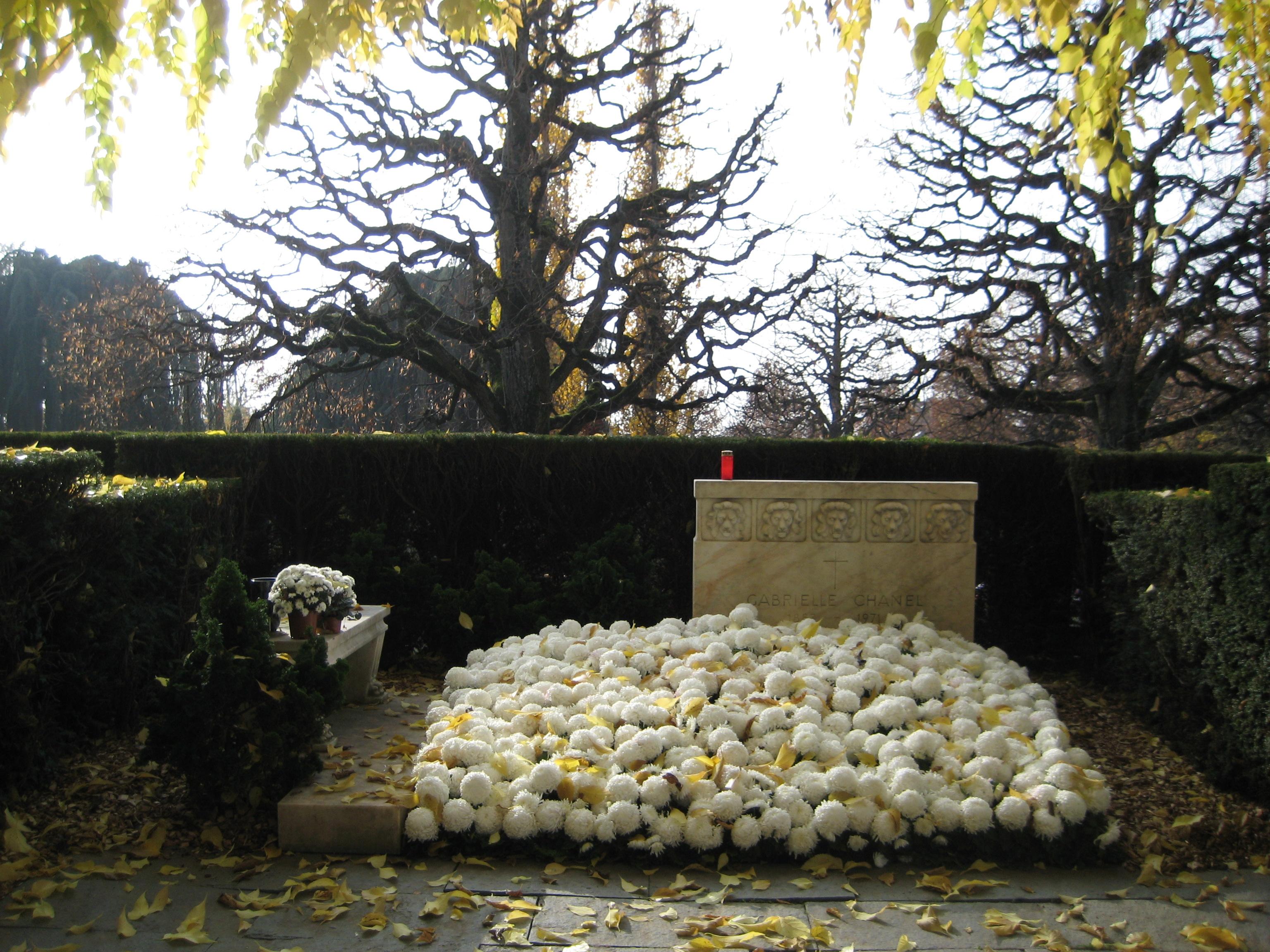 """Préférence Gabrielle Bonheur """"Coco"""" Chanel (1883-1971) - Find A Grave Memorial EY25"""