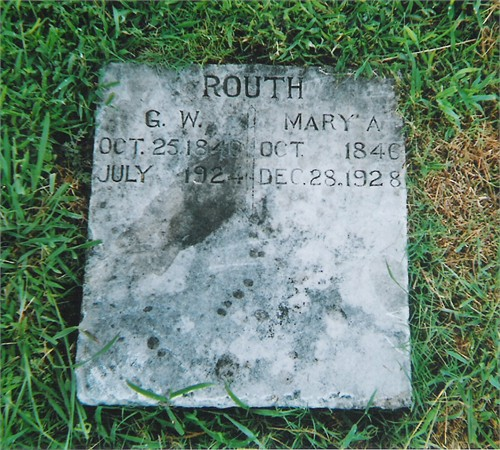 George Washington Routh